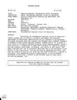 ERIC - ERIC ED432740: Improving Reading: Southeastern School Strategies.